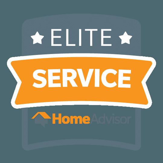 Home Advisor Elite Service Award